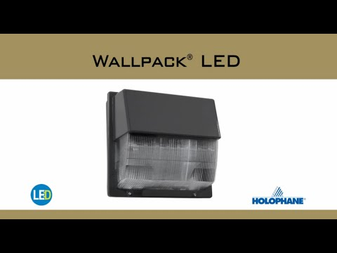 WALLPACK LED