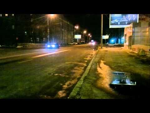 citroen c3 `04 -intake sound & shot gun-