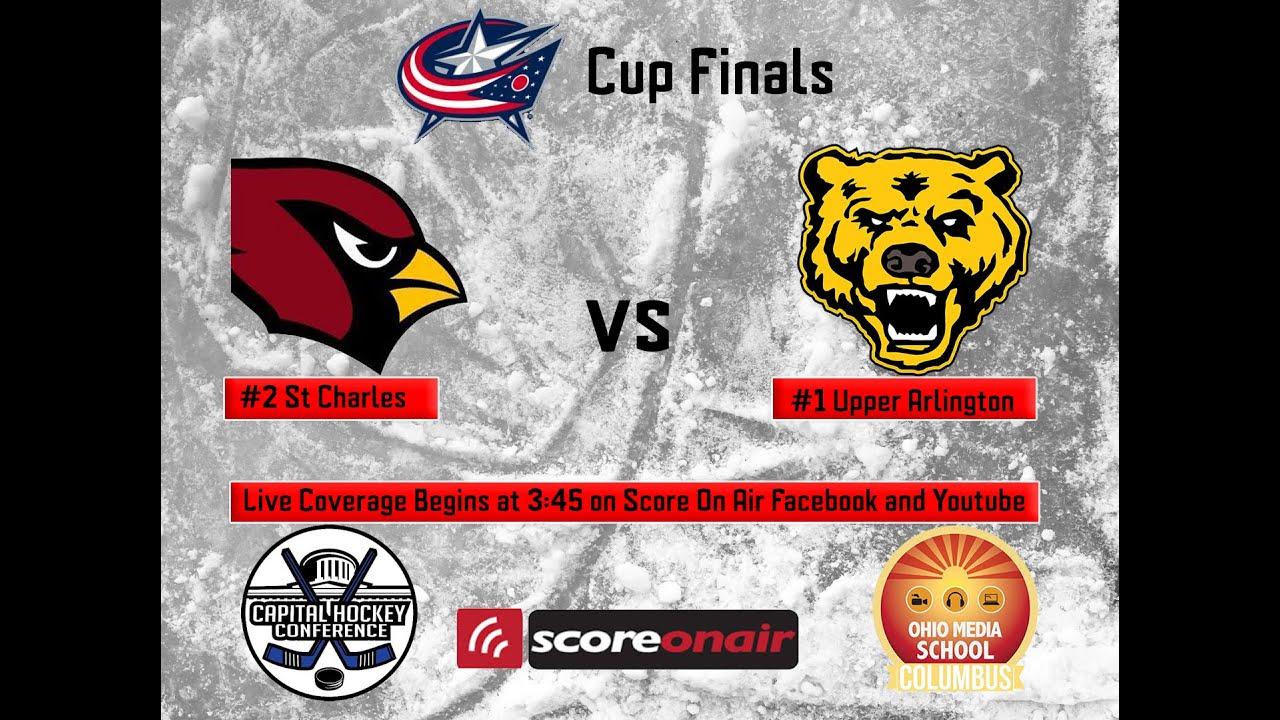 2020 CBJ Cup Finals: St Charles vs Upper Arlington
