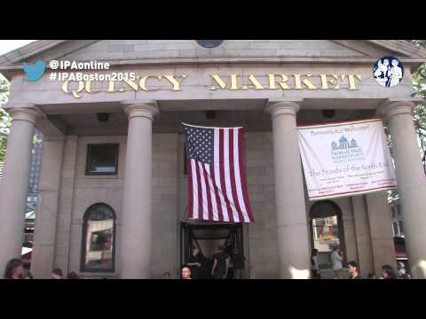 IPA-IPSO CONGRESS BOSTON 2015: REGISTER NOW