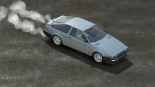 Drifting the Hatchi-Roku