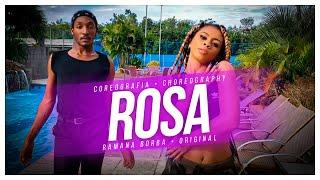 ANITTA FEAT PRINCE ROYCE- ROSA (COREOGRAFIA) / @RAMANABORBA