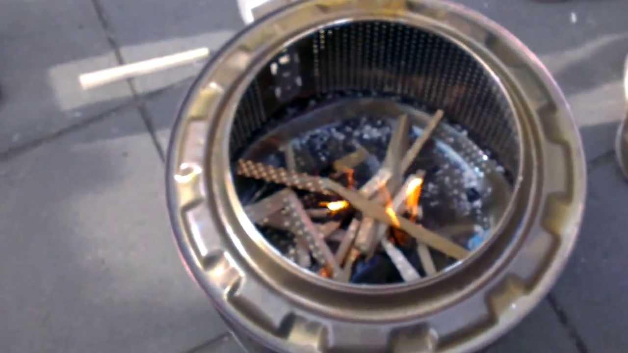 Bekend Vuurkorf wasmachine trommel dinner bij Erwin - YouTube BZ54