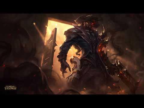 Vidéo League of Legends — Lucian de l'Ouest