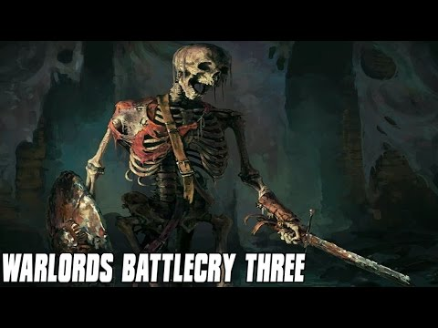 Warlords Battlecry 3, Expert Playthrough part 1 of 7