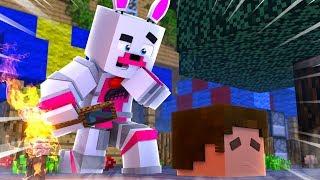 Funtime Foxys Murder Mystery (Minecraft Fnaf Roleplay Adventure)