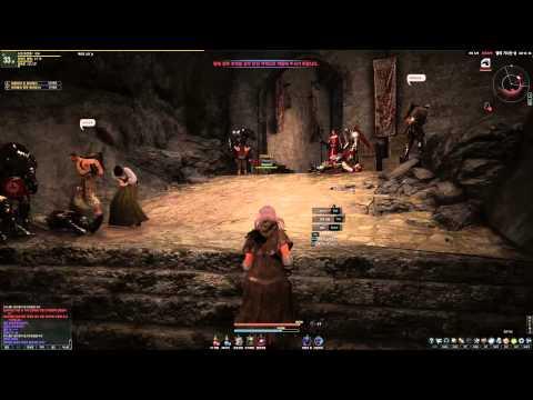 Black Desert Online 2nd Beta Tour Harpy Siege HD