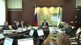Радий Хабиров провёл совещание по вопросам строительства