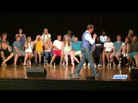 Wingate University - Wingate Presents: Dr. Jim Wand Hypnotism Show