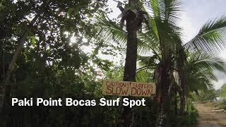 Bocas Del Toro Surfing Spots Panama - Paki Point
