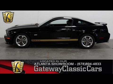 2006 Ford Mustang Shelby GT-H - Gateway Classic Cars Of Atlanta #181