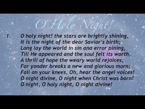 O Holy Night! (Presbyterian Hymnal #148)