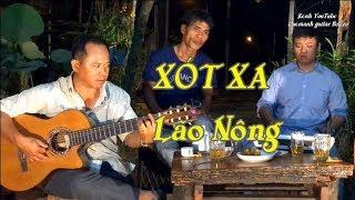 XÓT XA / tiếng hát lão nông cần thơ và nhạc vườn guitar BOLERO MÁI LÁ