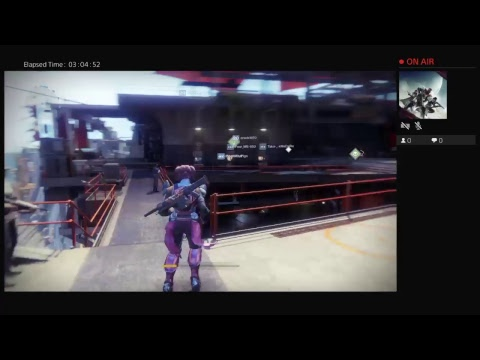 Destiny 2 levelling titan character no.2