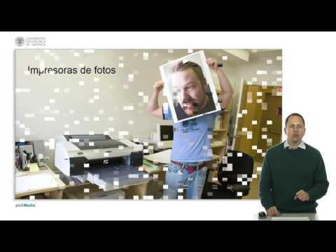 El Ordenador  Y Sus Componentes. La Impresora | 16/48 | UPV
