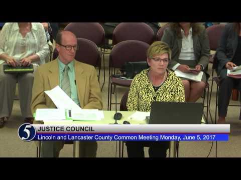 City County Common Meeting  June 5, 2017