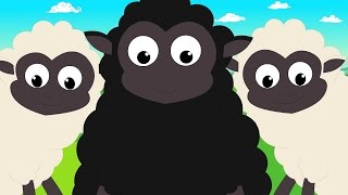 Baa Baa Black Sheep | Nursery Rhymes | Kids Songs | Baby Videos kids tv cartoons