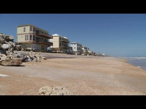 Vilano Beach property owners' cooperation needed for renourishment project