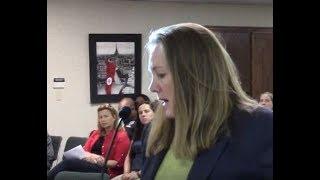 Amazing mom versus school district scum-The FJUHSD Board of Trustees on wireless  radiation dangers