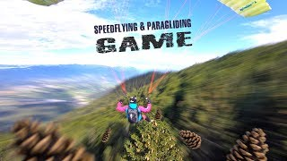 real life Speedflying & Paragliding Game I Chase cam