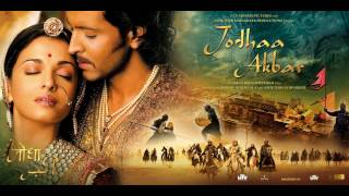 In Lamhon Ke Daaman Mein (Jodha Akbar - 2008) karaoke (original quality) full version.