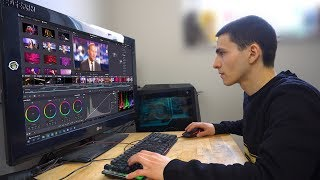 How To Edit Videos in DaVinci Resolve 16 | Free Video Editor (2019)
