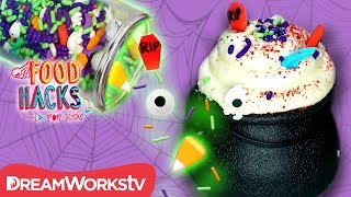 DIY Halloween Sprinkles! | FOOD HACKS FOR KIDS