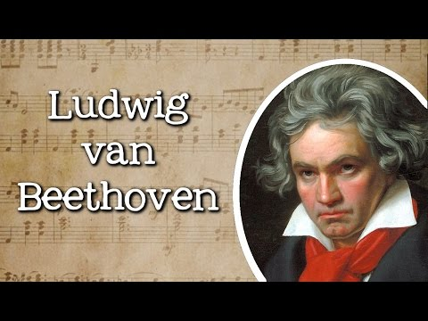 Biography of Ludwig van Beethoven for Kids - Beethoven for Children: FreeSchool