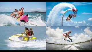 Bali Indonesia | 4 Mind-blowing Watersports you must try | 4k