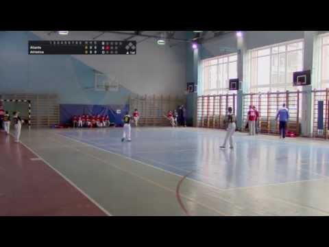 Видео: Игра 06/04/2014 ATL vs.  ATH