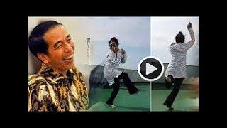 Aksi Menteri Susi Joget Diatas Kapal Bikin Pak Jokowi NGAKAK!!!