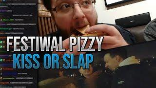 PAJALOCK - PIZZA HUT FESTIWAL PIZZY WYZWANIE KISS OR SLAP