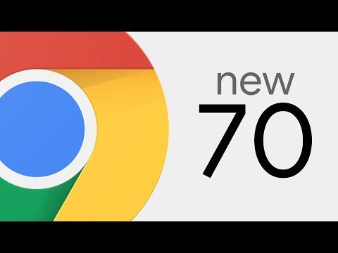 New in Chrome 70: Desktop PWAs on Windows, Public Key Credentials, Named Workers and more!