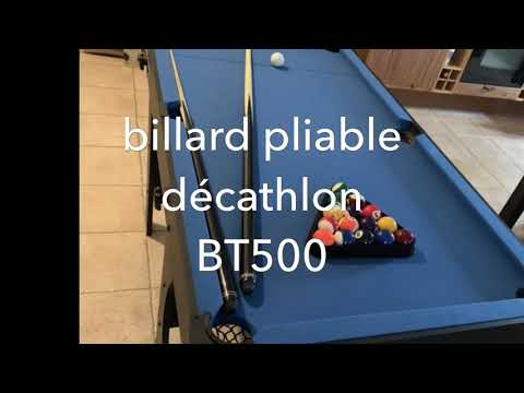 Billard décathlon BT 500