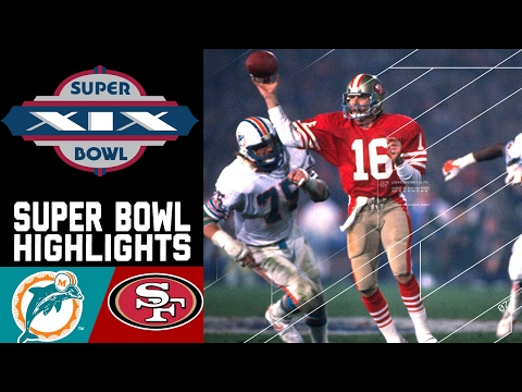 Super Bowl XIX: Dolphins vs. 49ers | NFL