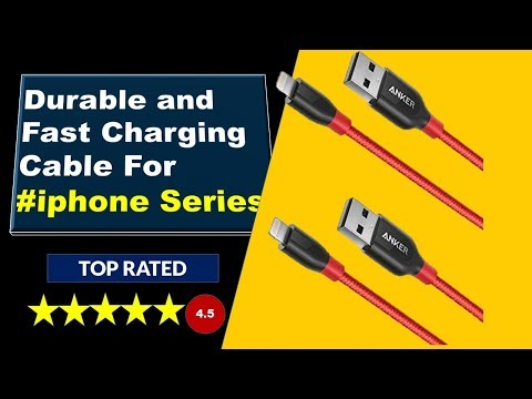 fast-charging-cable-for-iphone-*anker-[2-pack]-powerline+-lightning-cable*