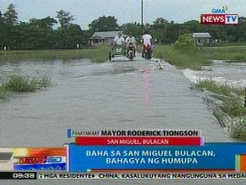 NTG: Panayam ng News to Go kay San Miguel, Bulacan Mayor Roderick Tiongson