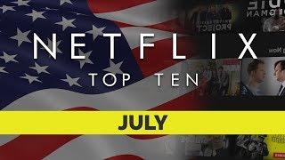Video Top Ten movies on Netflix US for July 2017 download MP3, 3GP, MP4, WEBM, AVI, FLV Oktober 2017