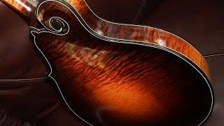 "Danny Roberts plays ""Danielle's Waltz"" on a Sorensen VX mandolin"