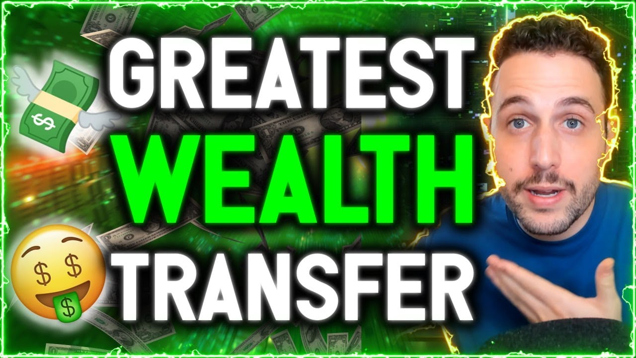Download $100K BITCOIN COMING AS GREATEST WEALTH TRANSFER OF ALL TIME TAKES OFF!