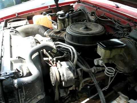 1992 Chevy Truck Heater Fan Wiring Diagram 1986 Chevy C10 Silverado 305 4bbl Start Walk Around And