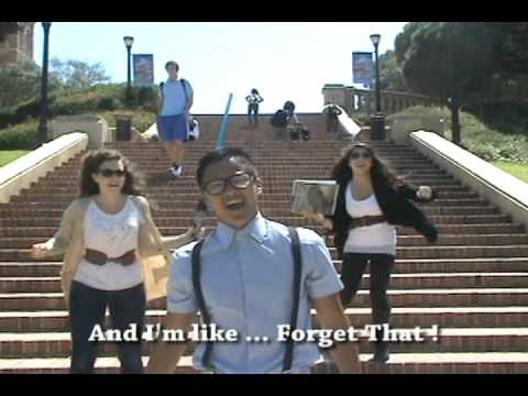 """""""Forget That!"""" Spring 2011 UCLA Chemistry 14D"""