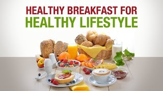 Apart from providing us with energy, breakfast foods are good sources of important nutrients such as calcium, iron and b vitamins well protein fibe...