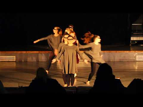 University of York - Intermediate Contemporary - Durham Dance Competition 2017y