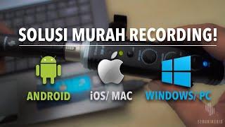 SERUNIAUDIO™ // SEM-01 - Solusi Murah Merekam Instrument Akustik di PC, Mac, iOS dan Android