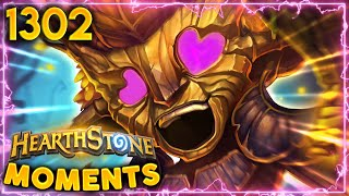 Sometimes Even YOUR OWN SECRETS ARE AGAINST YOU | Hearthstone Daily Moments Ep.1302