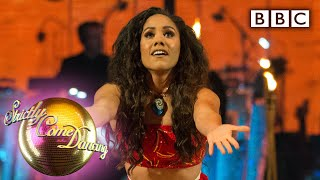 Alex and Neil Rumba to 'How Far I'll Go' | Movie Week - BBC Strictly 2019