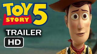 Toy Story 4 Trailer - 2017