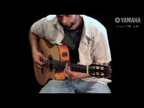 Violão NTX900 FM Yamaha - Mundomax