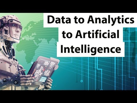 Data to Analytics to Artificial Intelligence - Technical knowledge by Pankaj Gupta, Tech Guru